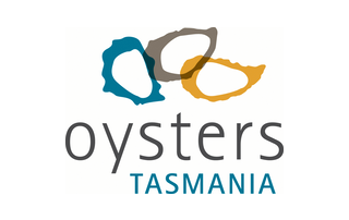 Oysters Tasmania logo
