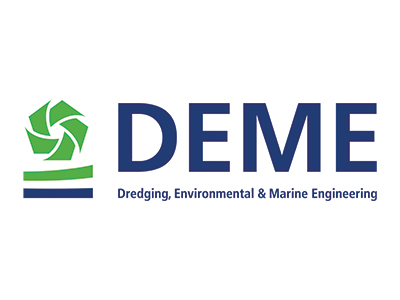 Dredging, Environmental and Marine Engineering logo