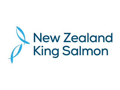 New Zealand King Salmon logo