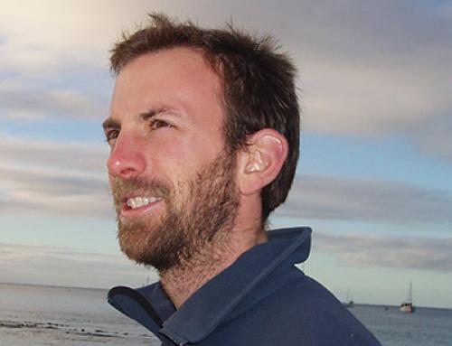Blue Tech Voices features Dr. Mark Hemer