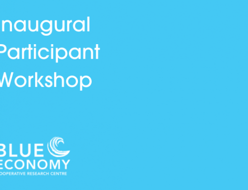 Inaugural Participant Workshop