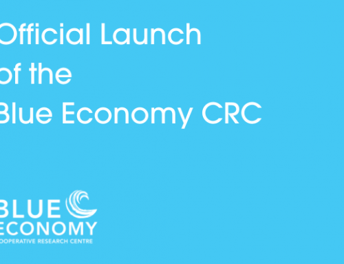 Official Launch of the Blue Economy CRC