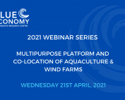 multipurpose platform and co-location of aquaculture & wind farms webinar